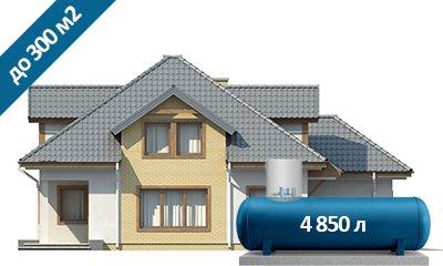 Дом до 350м