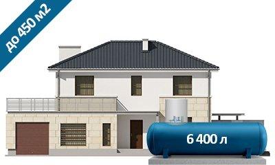 Дом до 450м