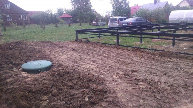 Автономная газификация частного дома завершена