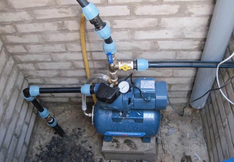 Любому дому нужен источник питьевой воды
