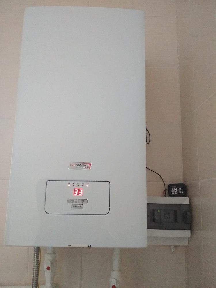 Электрокотел Протерм Скат и GSM модуль ZONT