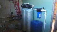 Водоподготовка от железа смонтирована в Егорьевске